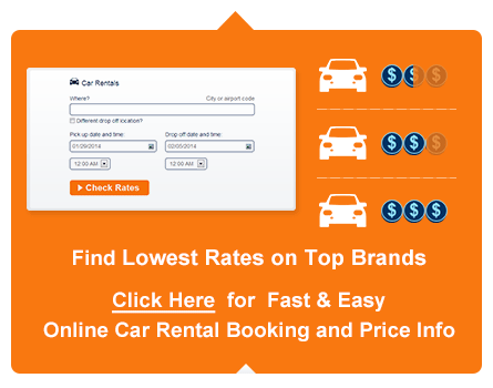 car rental price comparison